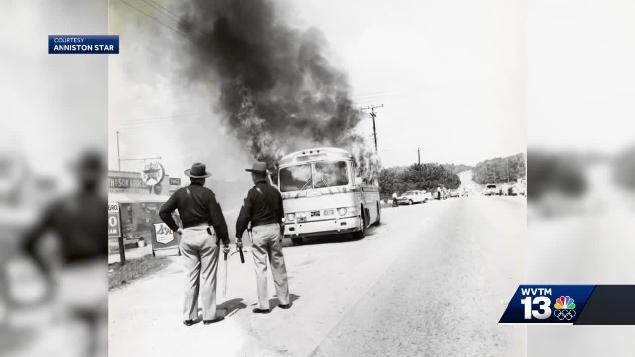 Freedom Riders honored in Anniston on 60th anniversary
