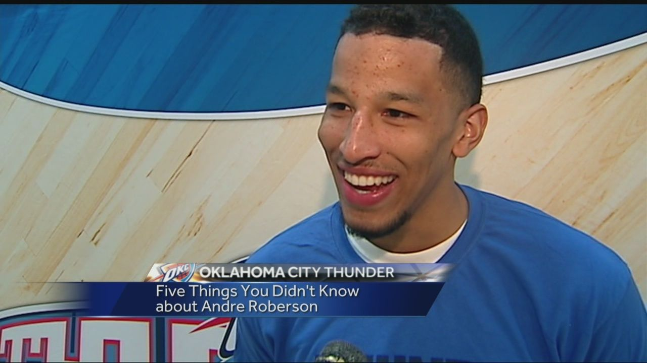 0ec40e1f7 Things you didn know about the thunder andre roberson jpg 1280x720 Andre  roberson parents