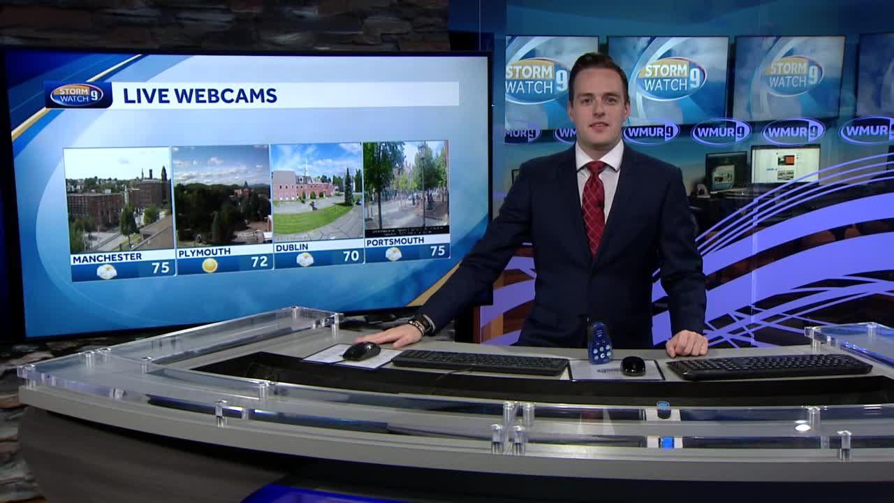 Video: More rain on Sunday