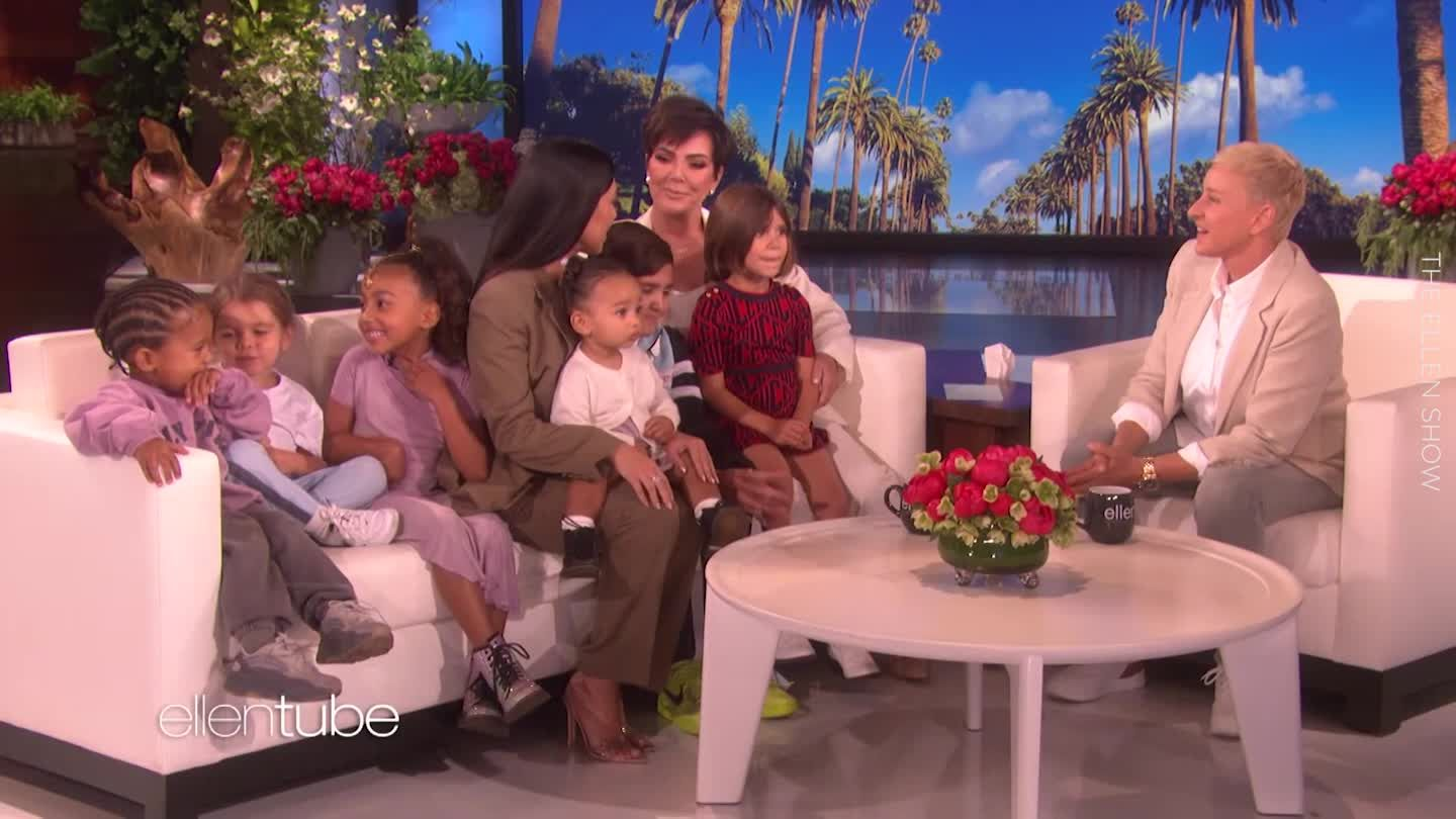Kim Kardashian and Kanye West went biblical for their fourth baby's name: Psalm