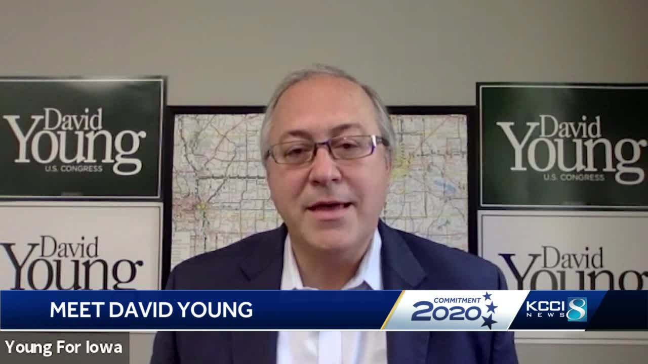 Commitment 2020: Meet David Young