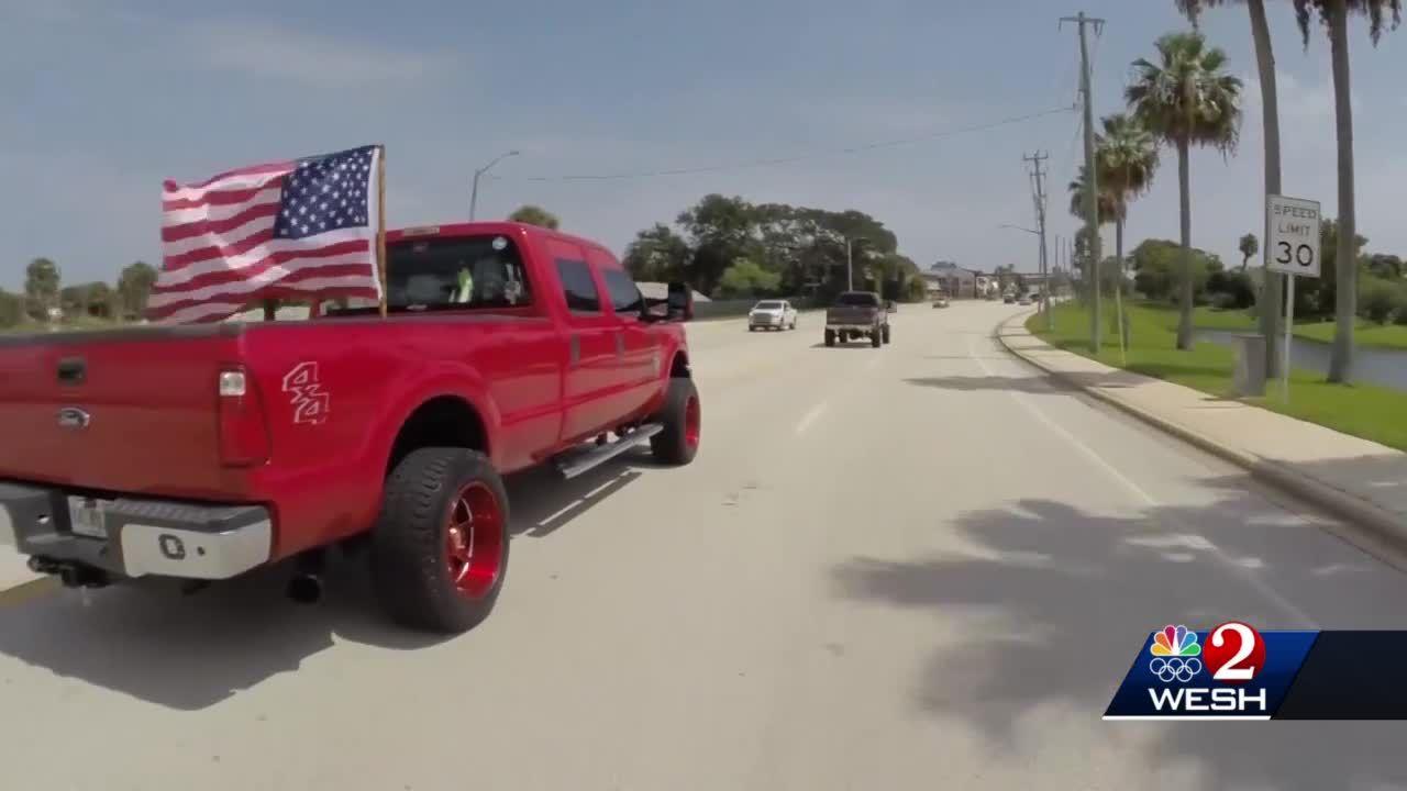 Residents share concern over traffic over Daytona Beach truck meet
