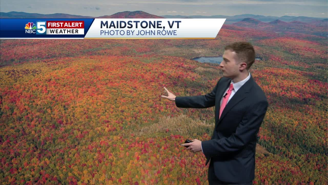 Video: Pleasant afternoon ahead (9-24-20)