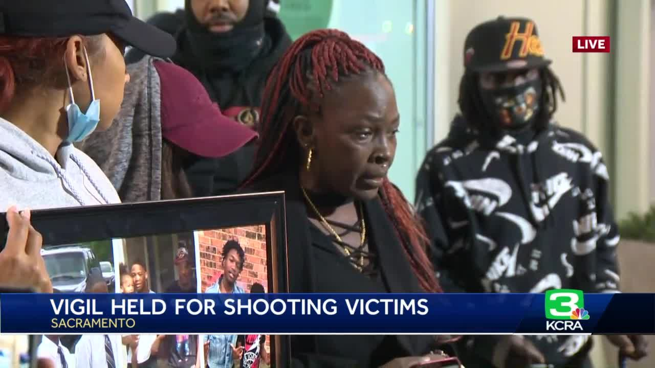 'Somebody speak up': Aunt talks about nephews killed in mall shooting
