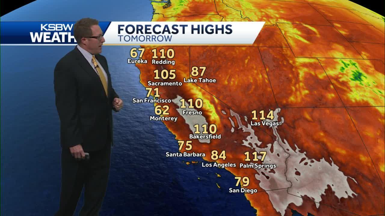 Smoke, Haze and cooling temperatures