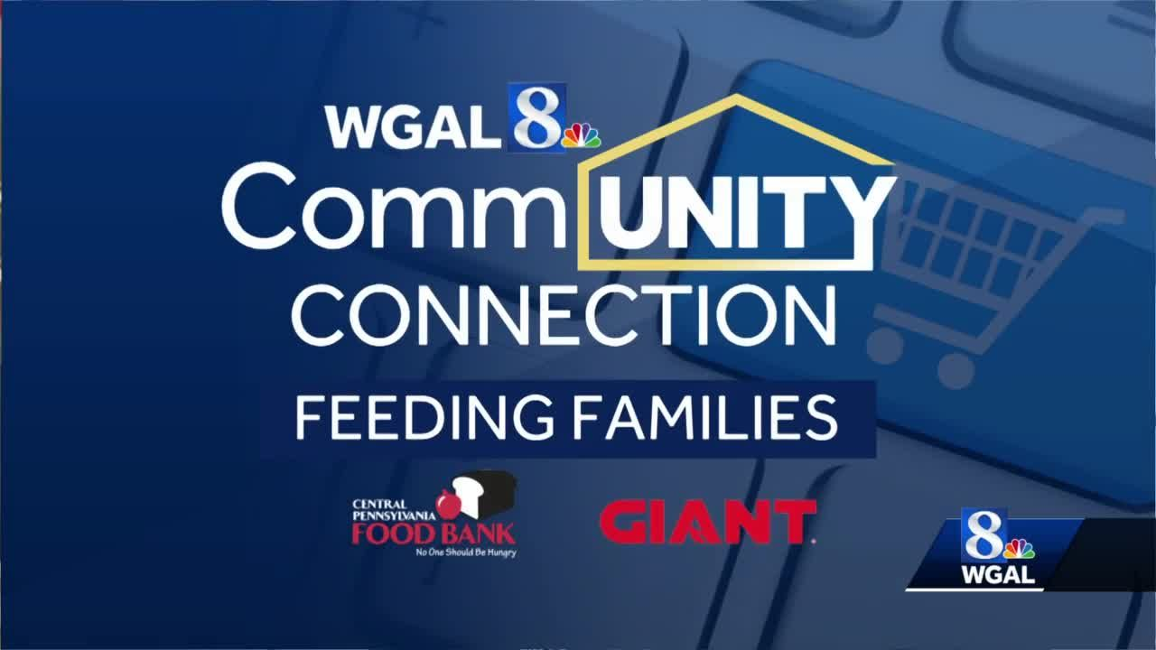 WGAL is raising money for Central Pennsylvania Food Bank