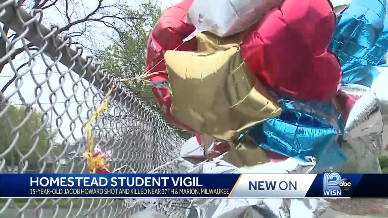 Family holds vigil for Homestead student shot, killed