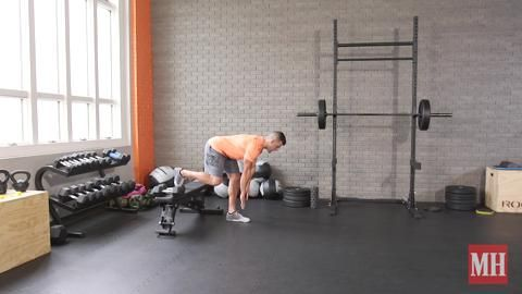 The Brilliant Single-Leg Deadlift Hack We Wish We Had Known About Sooner
