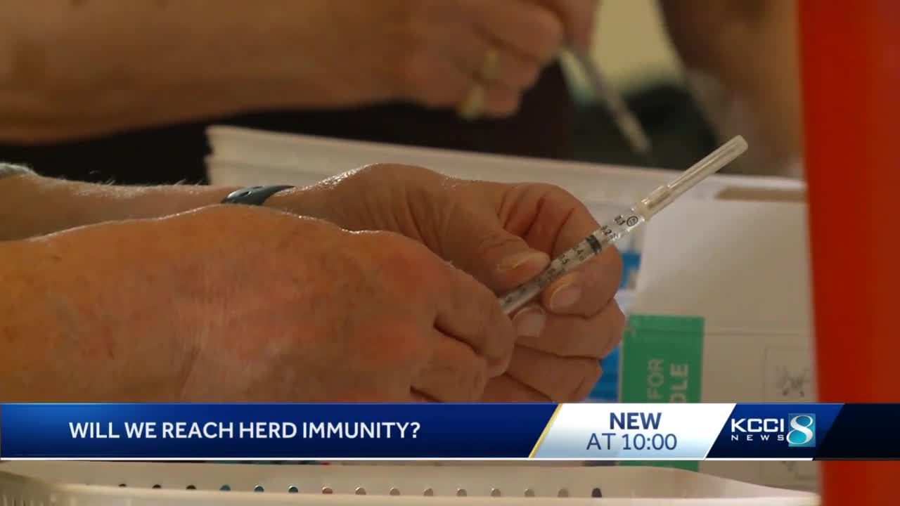 Doctor: COVID-19 herd immunity may be difficult to achieve