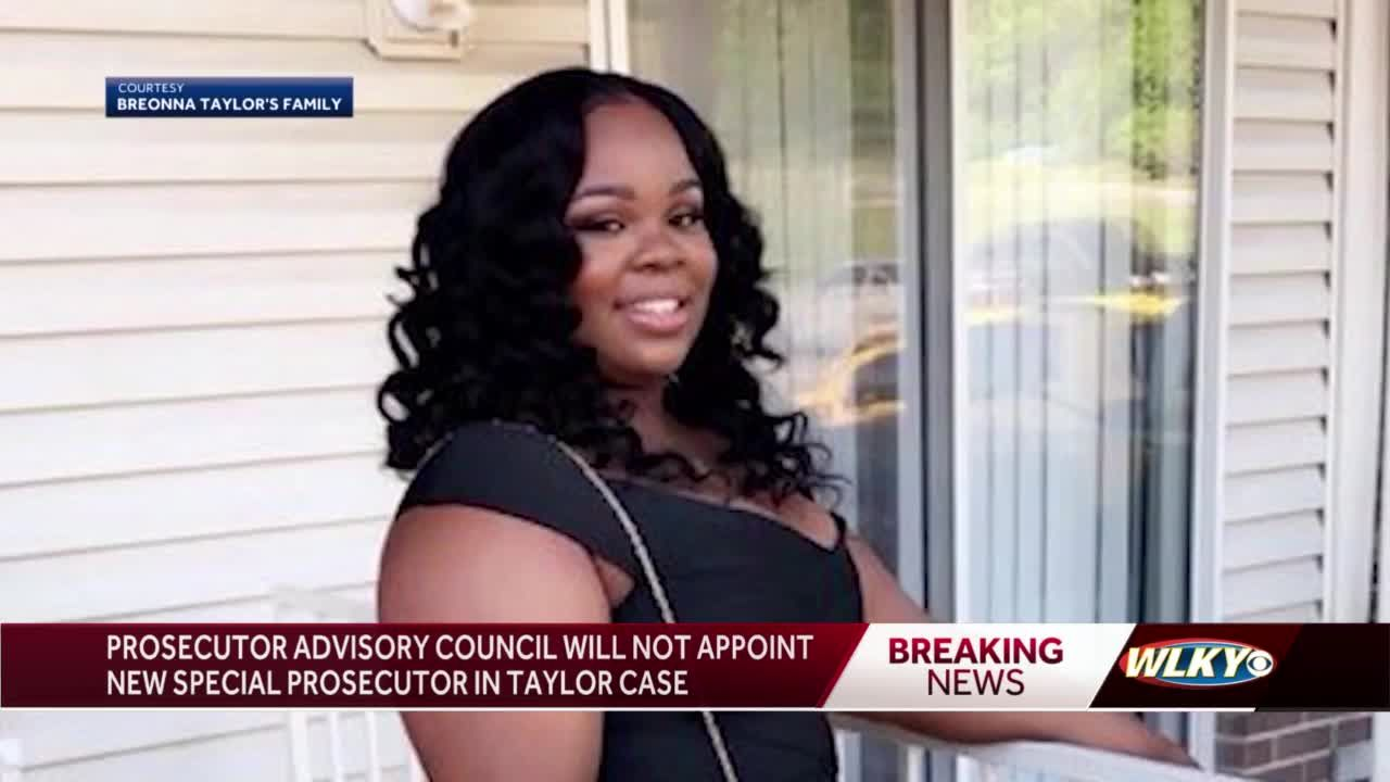 No new prosecutor for Breonna Taylor case, council says it doesn't have authority
