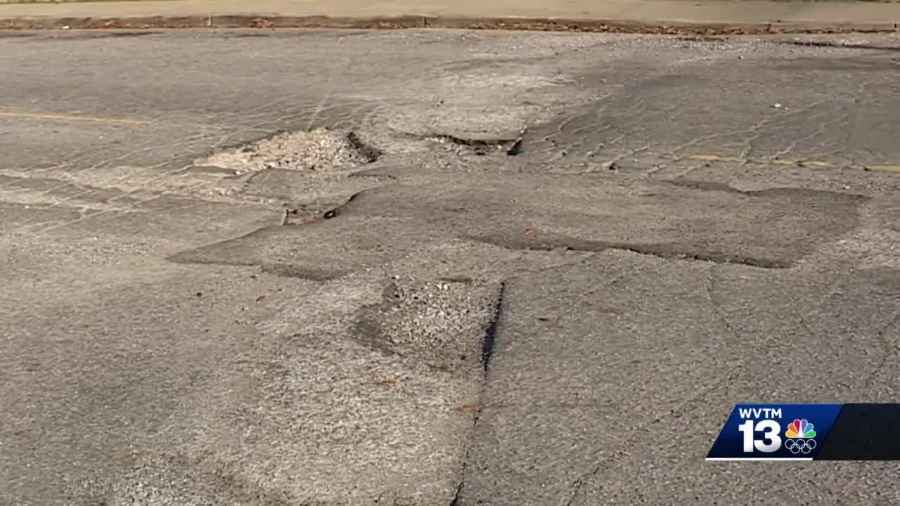 WVTM 13 Investigates: Birmingham's broken roads