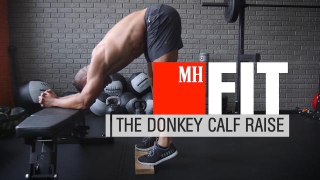 The Best Exercise For Skinny Calves