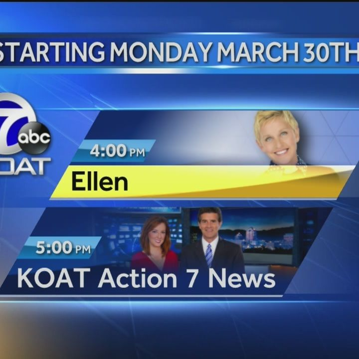 Koat Announces New Afternoon Lineup