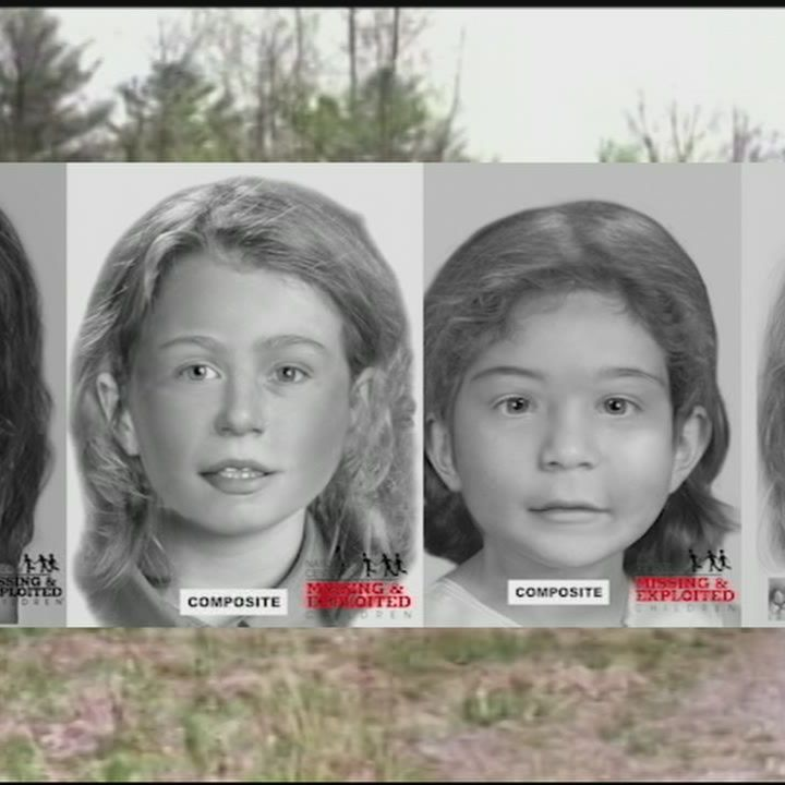 New sketches released in 30-year cold case in New Hampshire