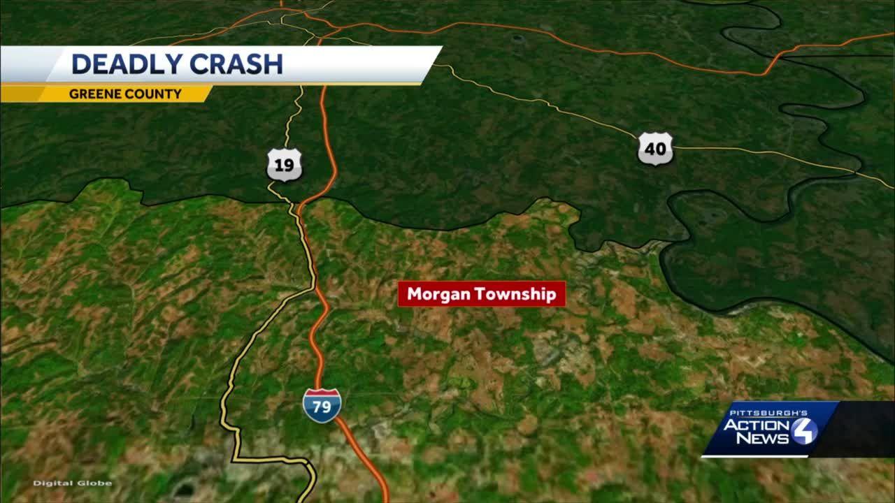 One killed, one injured in Greene County crash