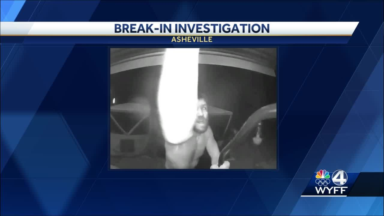Naked man breaks into West Asheville homes, assaults residents, steals items, police say