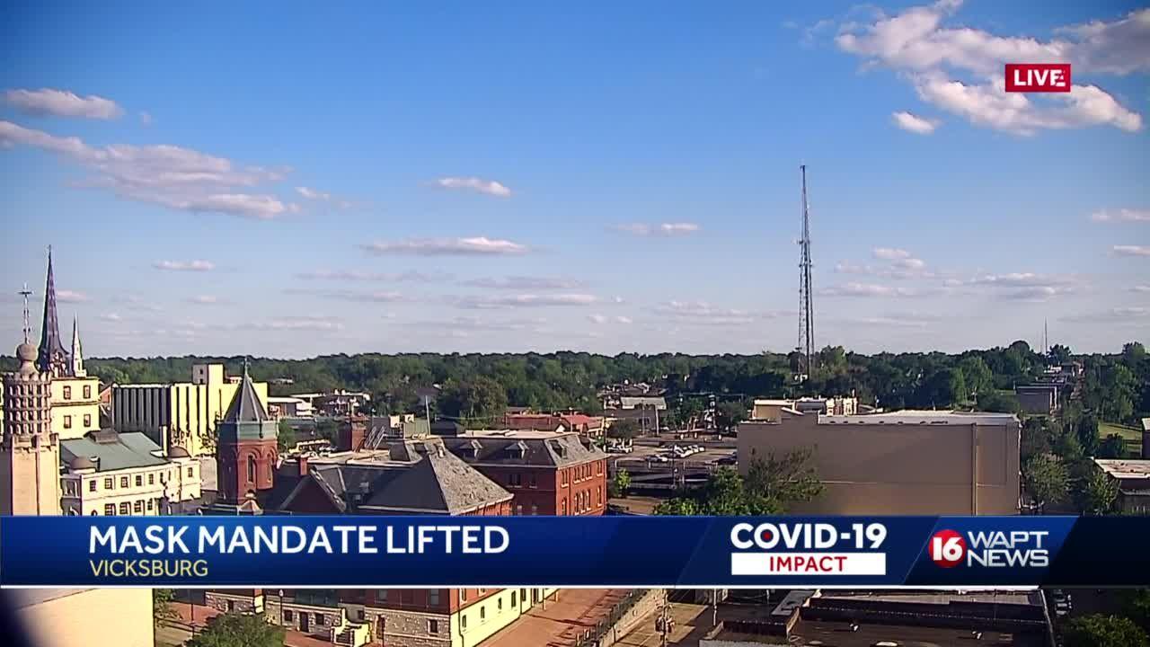 Vicksburg mayor issues new COVID-19 restrictions