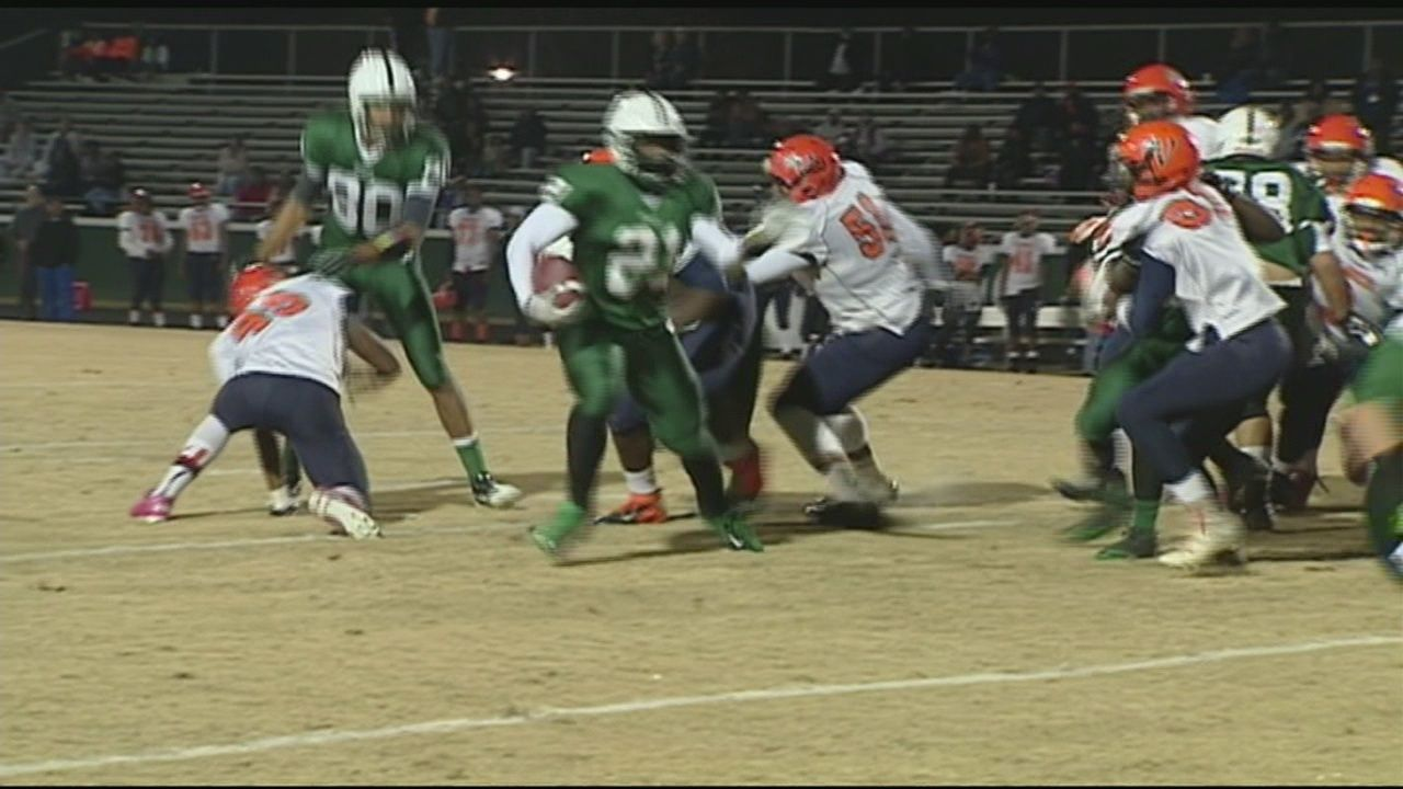High School Football Playoffs Round 1 Highlights