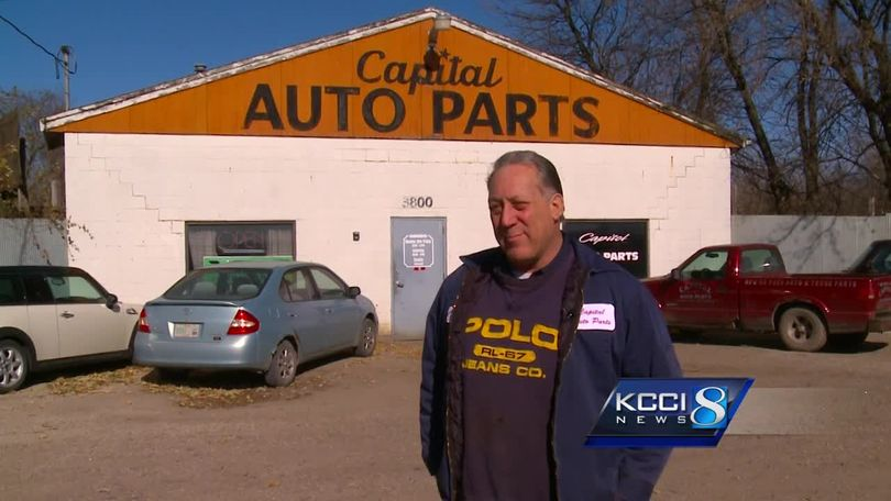 Auto Salvage Des Moines >> One Family S Junk Yard Could Be Des Moines Next Treasure