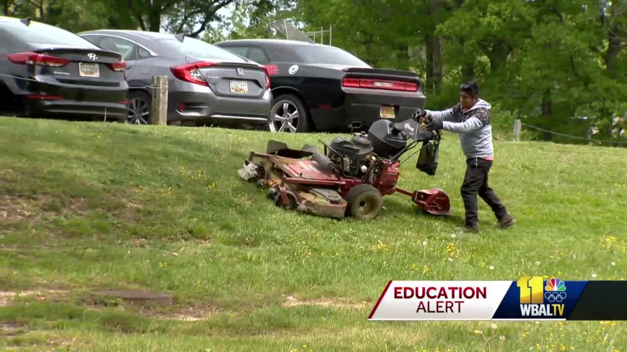 BCPS looks to hire more groundskeeper, service building workers amid shortage