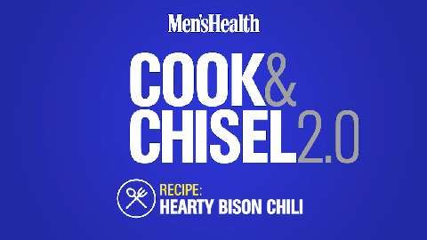 Lunch/Dinner: Hearty Bison Chili