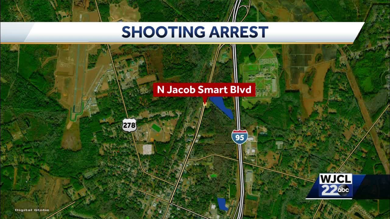 Police: Ridgeland shooting leaves one person critically injured