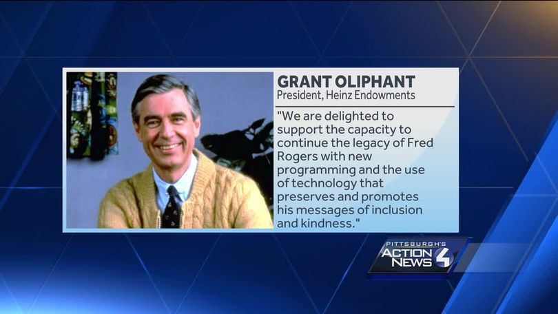 3 Million Gift Will Help Fred Rogers Company Pay For New Children S Shows Digital Content Jobs Upgrades