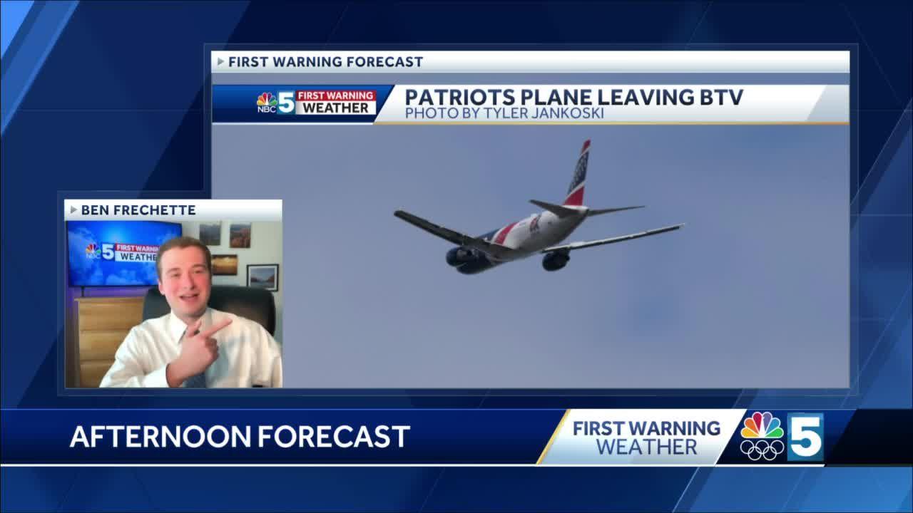 Video: Sunny and warmer Thursday ahead (5-12-21)