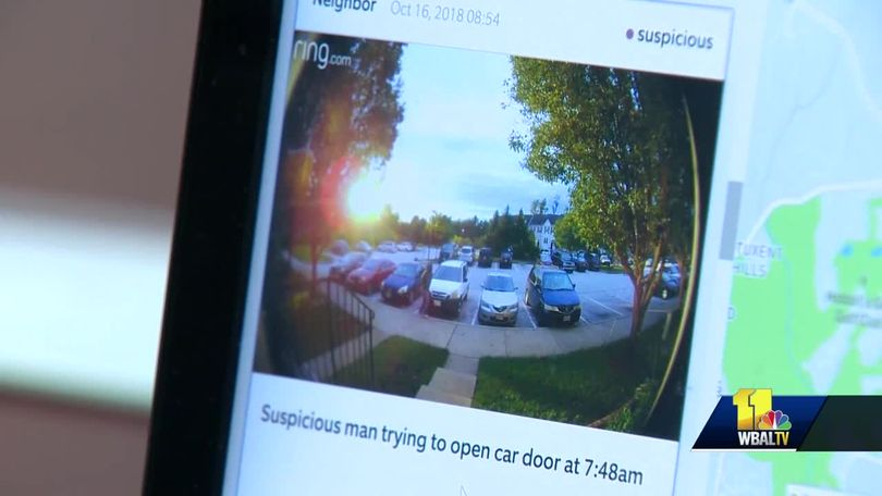 Neighbors' app lets residents share doorbell video with