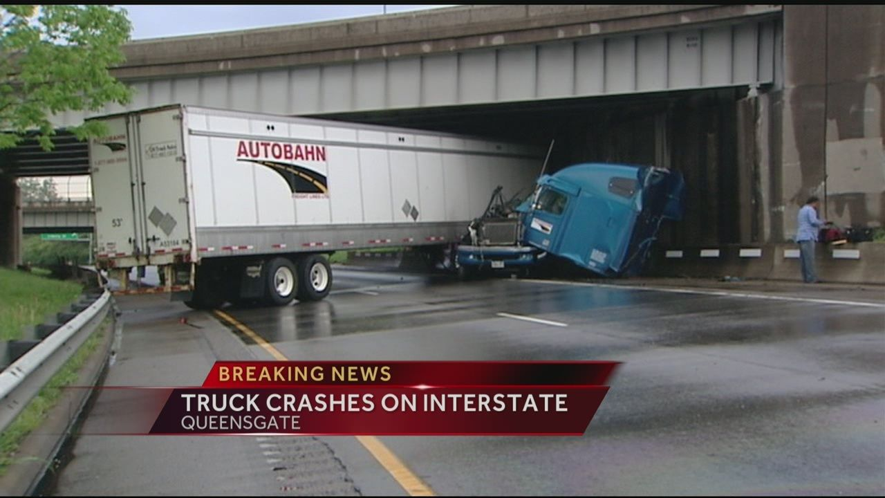 NB I-75 reopens after truck crash