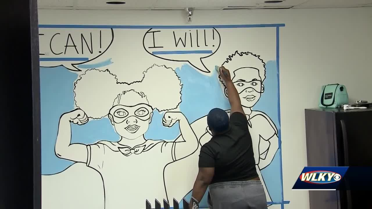 New Louisville education hub focused on giving minority students tools for learning