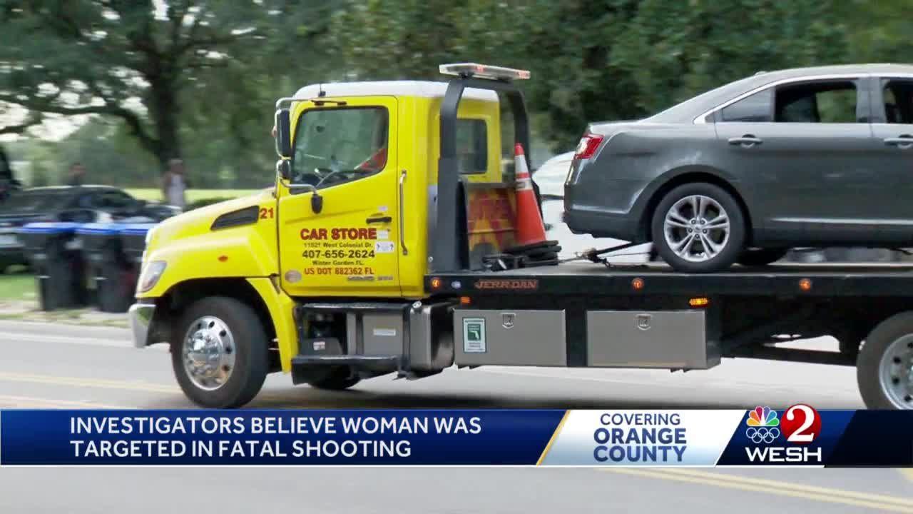 Investigators believe woman was targeted in fatal shooting