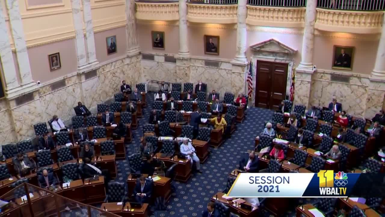 Lawmakers tackle sports betting, climate change bills on Sine Die