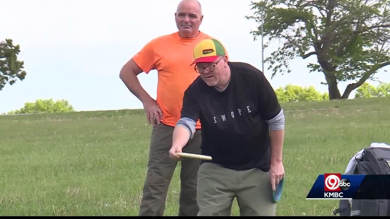 Effort underway to repair, reshape disc golf course at Swope Park