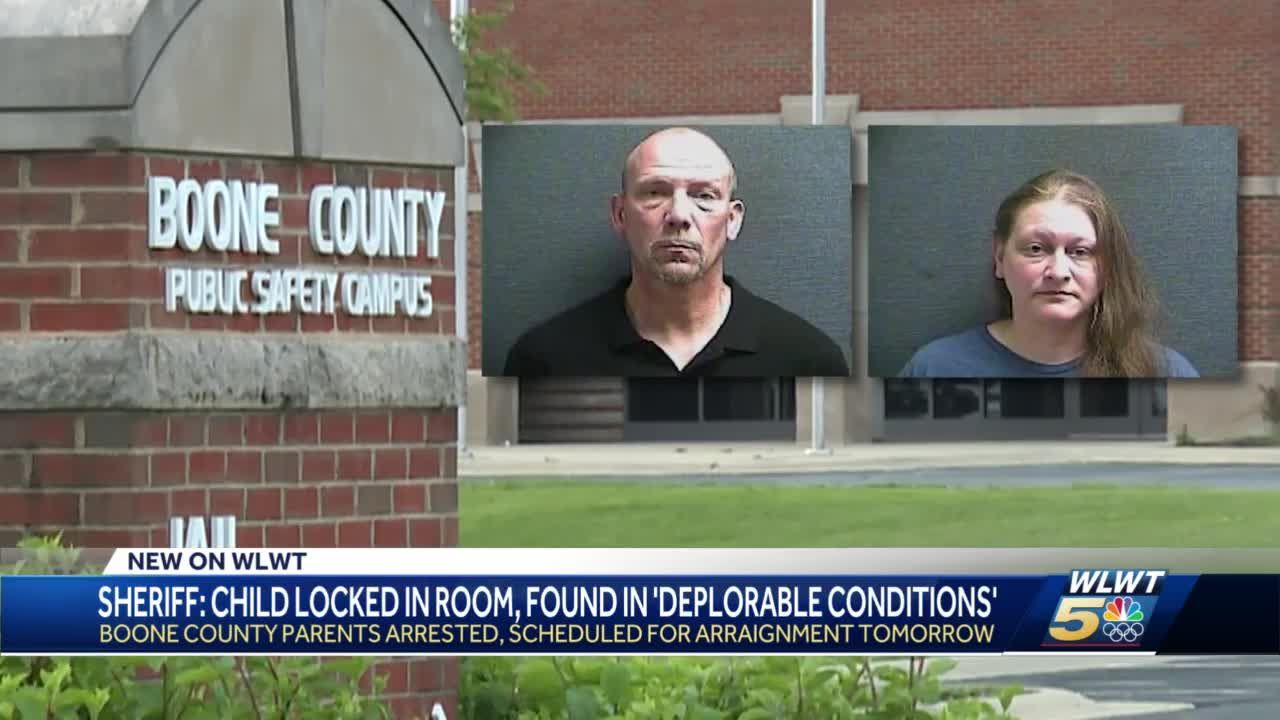 Neighbors heartbroken after investigators find 4-year-old locked in deplorable conditions