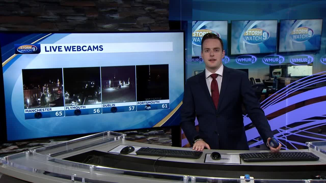 Video: Sunny start with evening showers