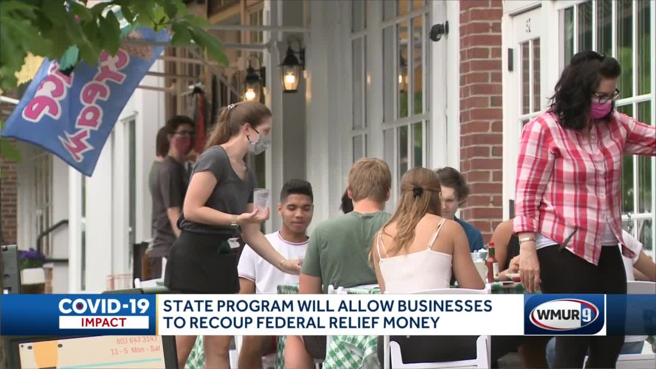 Businesses can recoup federal relief money under new program