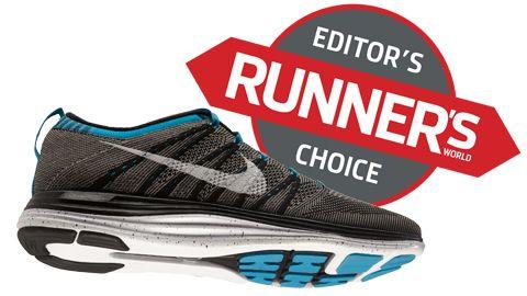 best service 8ce38 99f7e Nike Flyknit Lunar 1+ - Men s   Runner s World