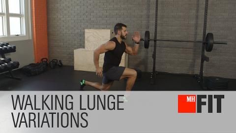 Why You Should Never Skip the Bodyweight Lunge on Leg Day