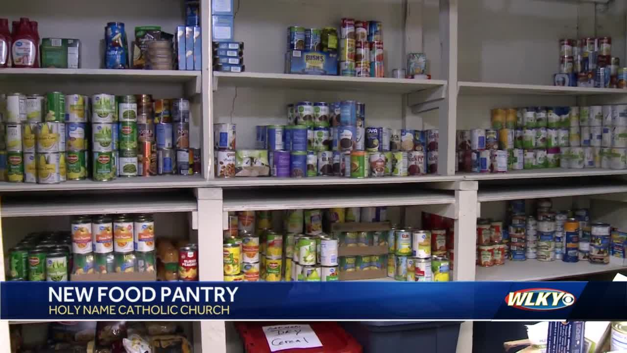 Dare to Care opens food pantry named after founder near Churchill Downs