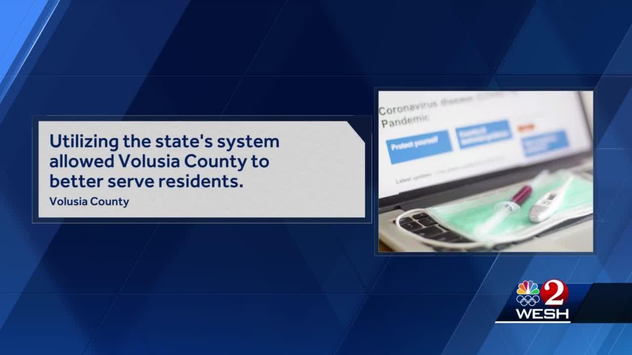 WESH 2 investigates Florida's vaccine website