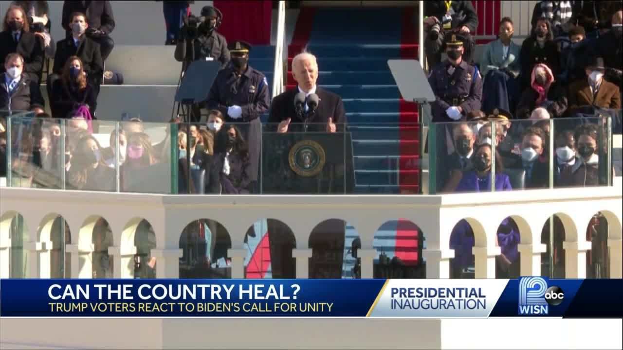 Can the country heal?