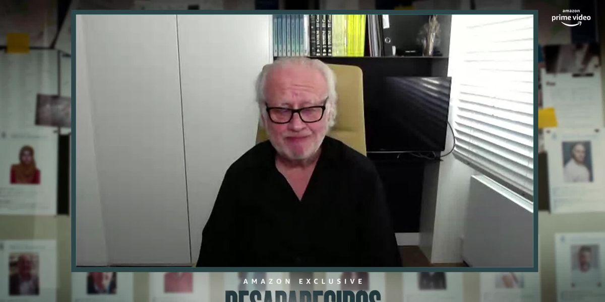 Juan Echanove nos habla de su nueva serie: 'Desaparecidos'