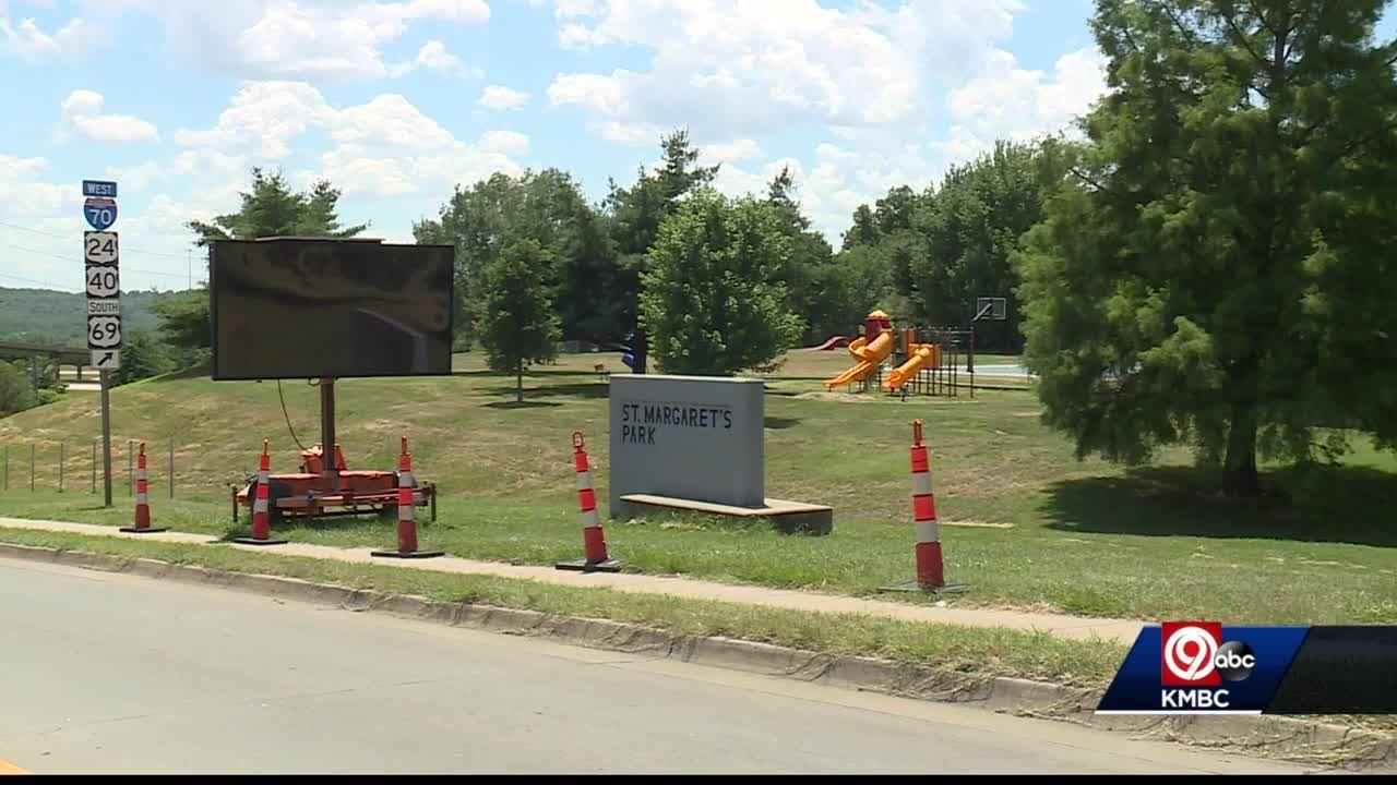 Police in Kansas City, Kansas, investigate shooting at St. Margaret's Park