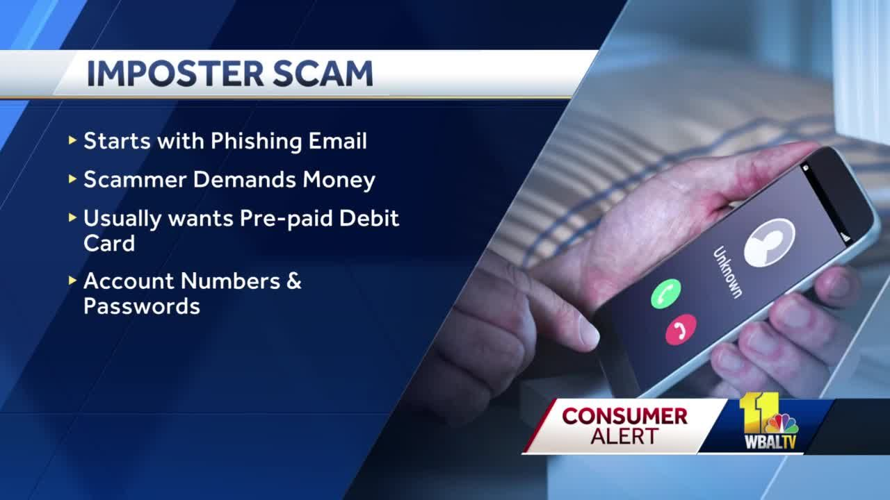 Increase in imposter scams as online shopping increases amid COVID-19 pandemic