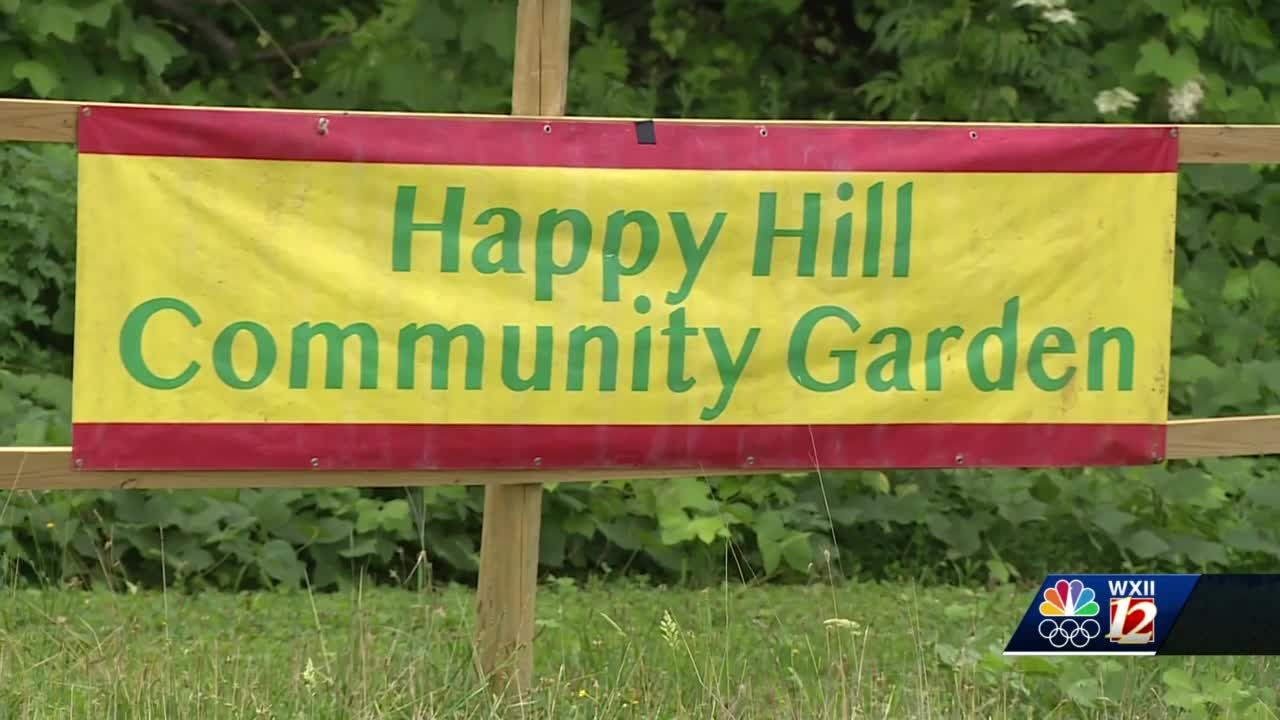 Cooperation Winston Salem helps grow fruits, veggies in one the city's oldest Black neighborhoods