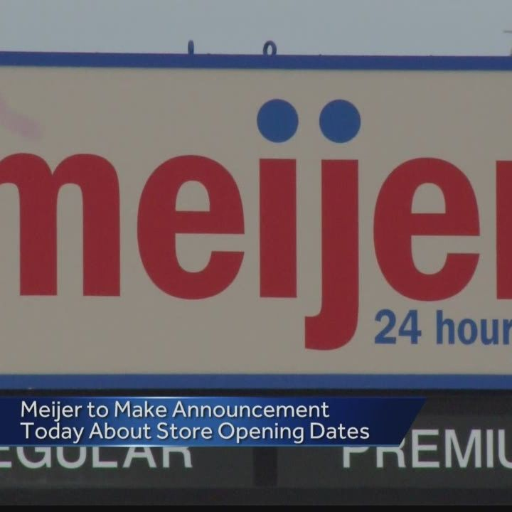 edbd4d0a Meijer to announce Wisconsin store opening dates Thursday