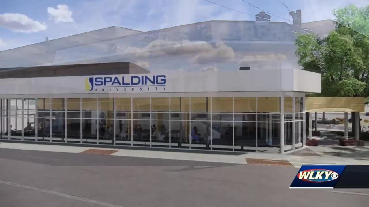 Spalding University announces major renovation, new PT school