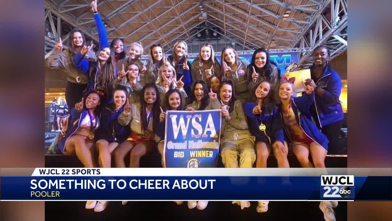 Cheer Savannah headed back to World Championships