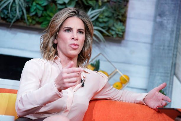 Jillian Michaels Just Shared A Throwback Photo Of Herself Weighing 175 Pounds On Instagram